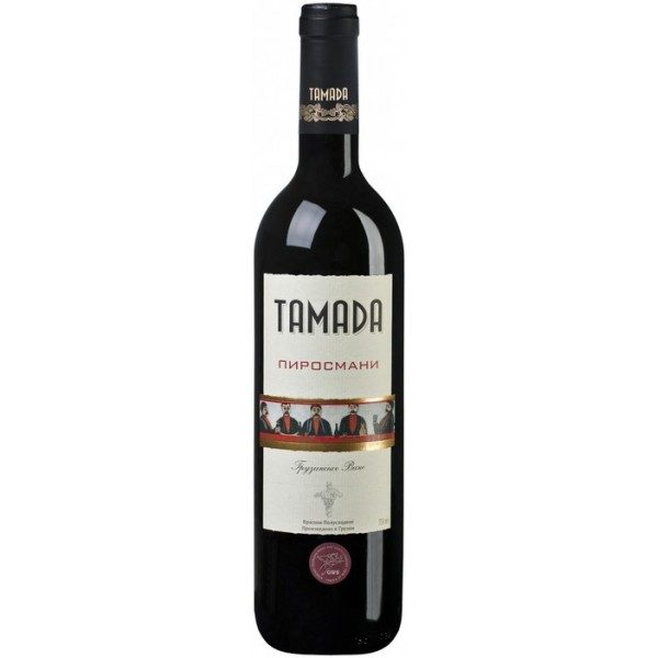 Tamada Pirosmani Red-600×600